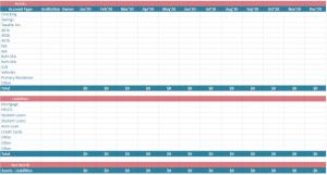 Net Worth Tracker Image