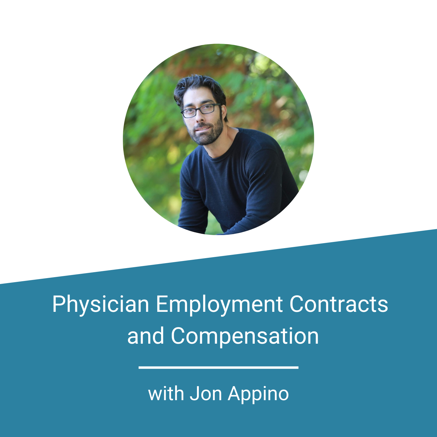 Finance For Physicians - Jon Appino Feature Image