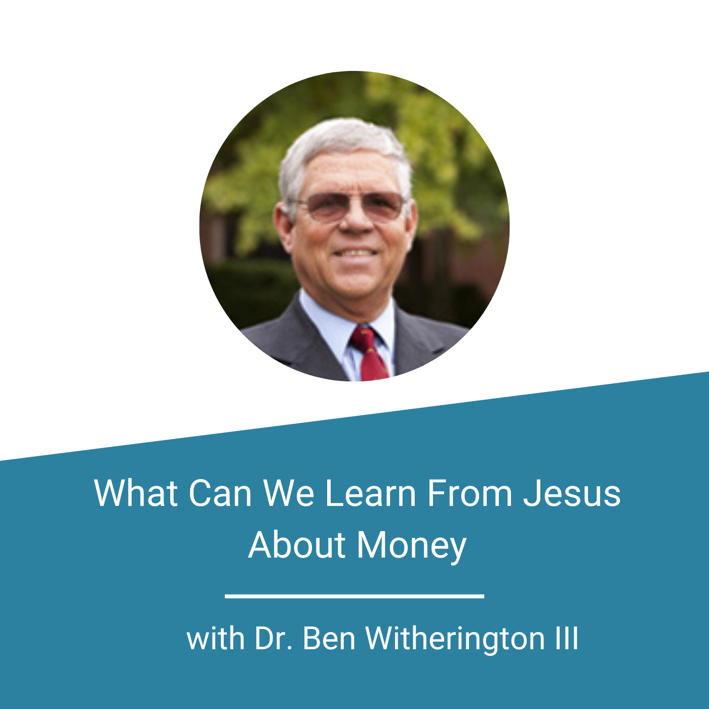 Featured Image - Dr. Ben Witherington III
