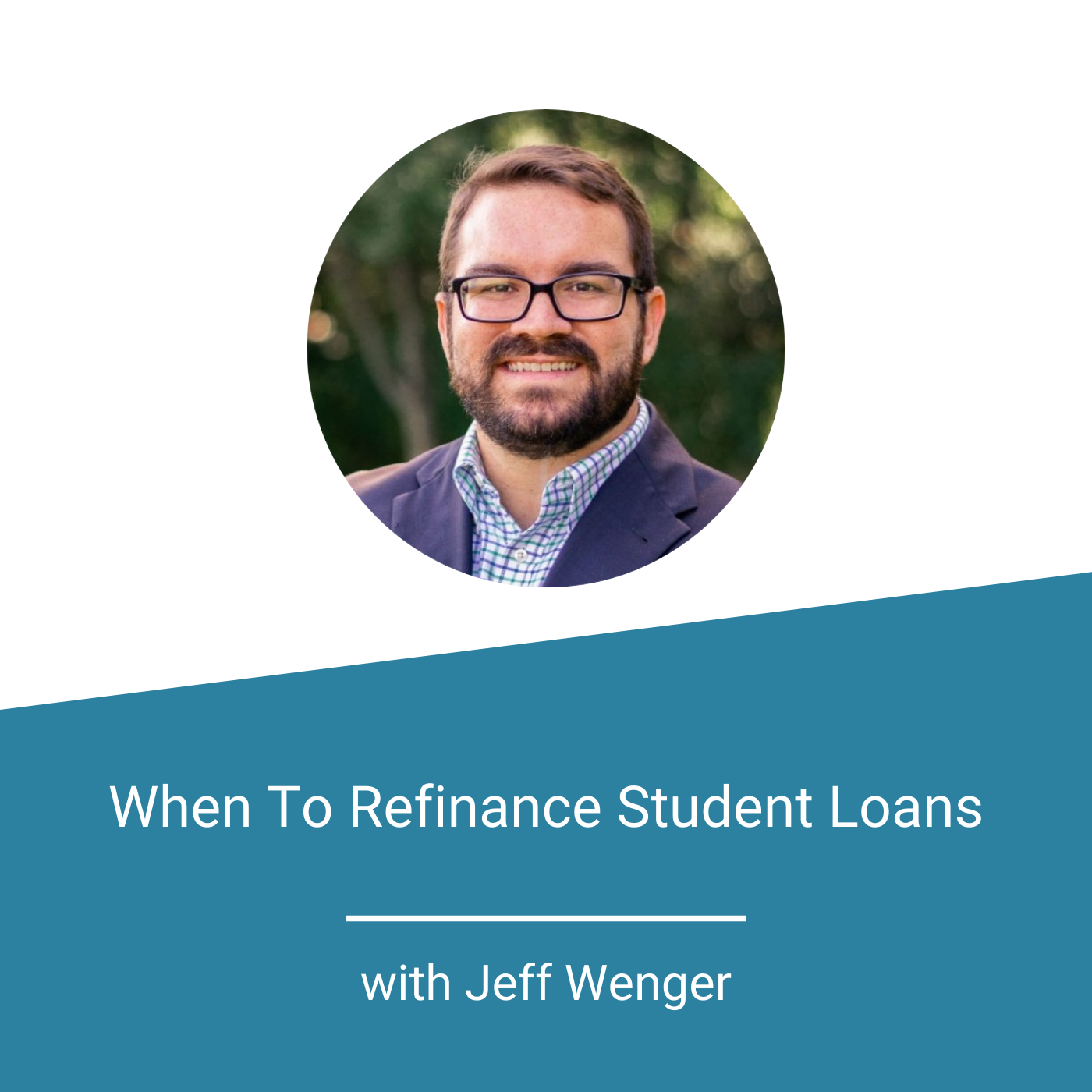 Featured Image - When To Refinance Student Loans